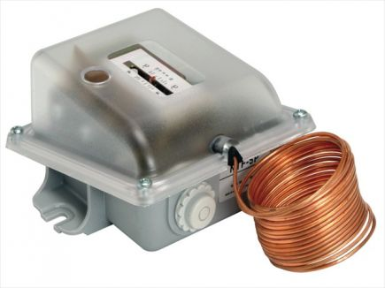 GP Capillary Thermostats