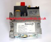 Honeywell V4400C1237 240V Gas Valve (RED & WHITE Button)