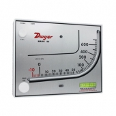 Dwyer Plastic Manometer Mark II