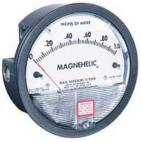 MAGNEHELIC DIFFERENTIAL