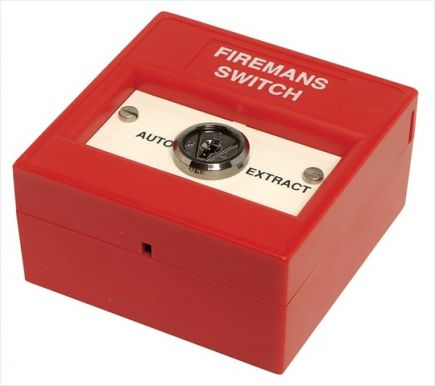 Fireman's Keyguard/Switches