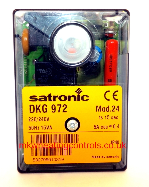 satronic honeywell DKG 972 mod 24 220 240v satronic honeywell dkg972 mod 24 240v control box, dkg972, satronic satronic control box wiring diagram at webbmarketing.co