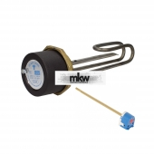"11"" INCOLOY IMMERSION HEATER AND THERMOSTAT"