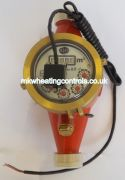 20mm hot water meter pulse