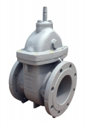 Donkin Steel Softseal Valve 555/303 Flanged