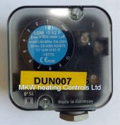 Dungs LGW10A2P 1-10 mbar Pressure Switch - 120212