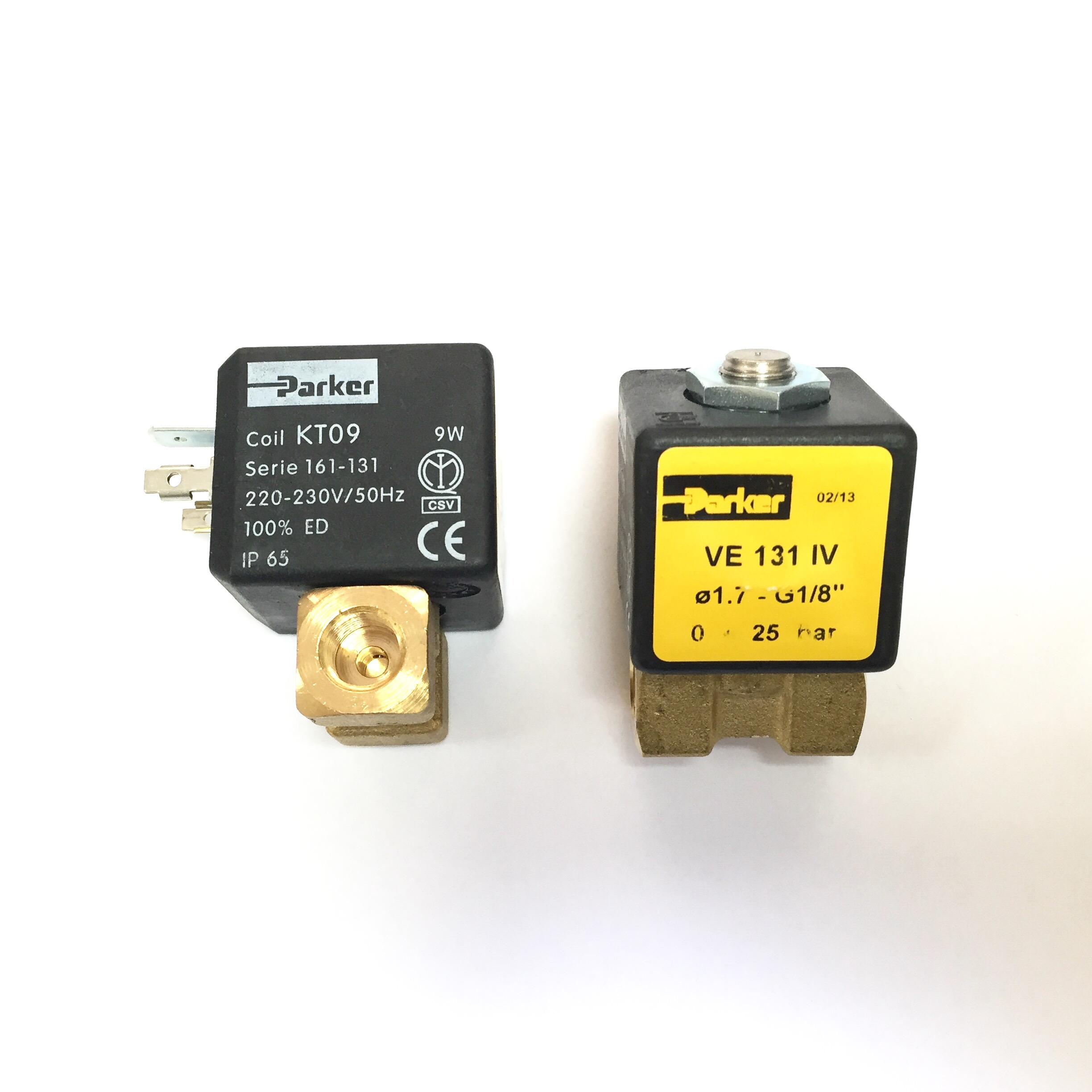 Dungs Veematic solenoid valve VE131 1/8IN BSP 230V 50HZ-E01151Y