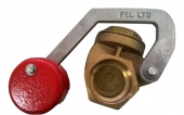 "FEL LTD 2"" FREE FALL FIRE VALVE"