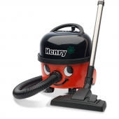 Numantic HVR200A Henry Bagged Cylinder Vacuum Cleaner Red/Black