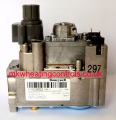 Honeywell V4600C1029U 240V Gas Valve (Grey Button)