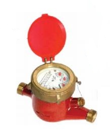 Multi Jet Hot Water Meter