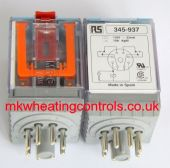 RELECO MR-C 8 PIN 110V RELAY