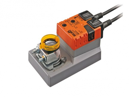 Belimo SM24A-S ACTUATOR 24VAC/ DC 20NM