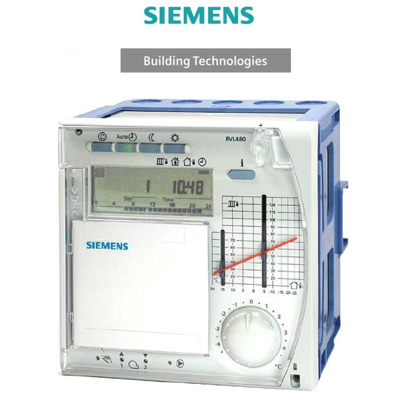 Siemens RVL480 Optimiser / Compensator