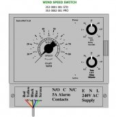 Basic Wind Speed Switch