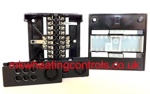 CONTROL BOX BASES